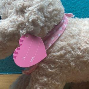 Valentines Doggie plushy